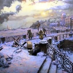 Выставка «Блокада Ленинграда глазами художников авангарда»