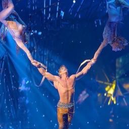 Путешествие по стране снов от команды Cirque du Soleil онлайн
