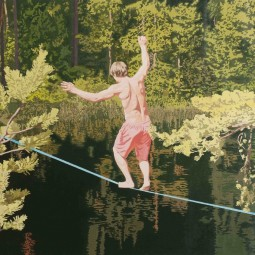 Выставка «Олег Маслов. ОМ 13»