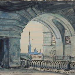 Выставка «Литва Мстислава Добужинского»