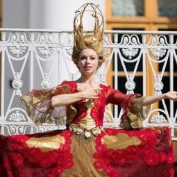 Фестиваль «Гатчинская быль» 2016