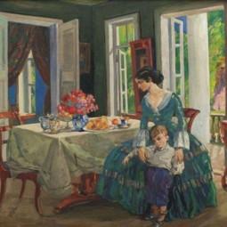 Выставка  «Николай Шестопалов»