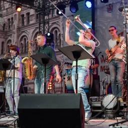 Фестиваль «Петроджаз-2018»