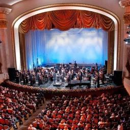 Зимний фестиваль «Площадь Искусств» 2016