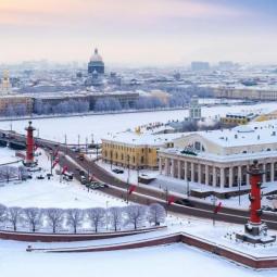 Топ -10 интересных событий в Санкт-Петербурге на выходные 16 и 17 января 2021