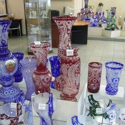 Выставка «Современное стекло Гусь- Хрустального»