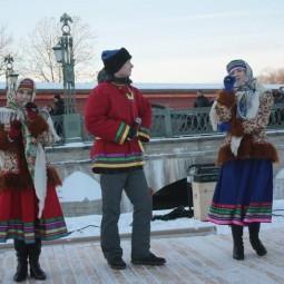Рождественские празднования в Петропавловской крепости 2017