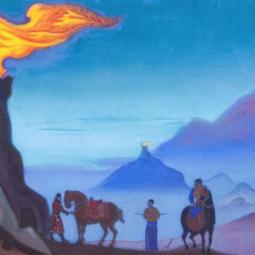 Выставка «Николай Рерих. В поисках Шамбалы»