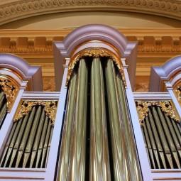 Органный фестиваль в Таврическом дворце