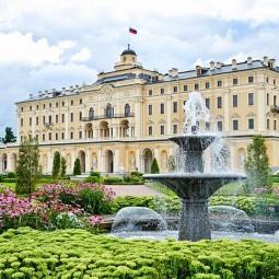Экскурсии: Константиновский Дворец
