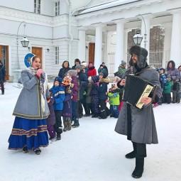 Программа для детей «Рождественские встречи на Елагином»