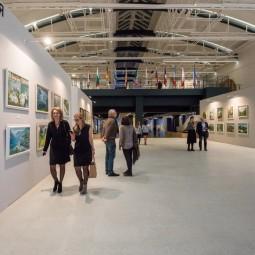 Выставка «Мир глазами художников»