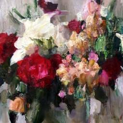 Выставка «Цветов таинственная страсть»