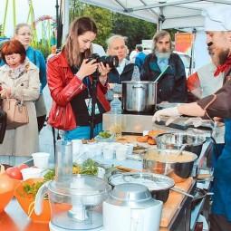 Фестиваль национальных кухонь 2018