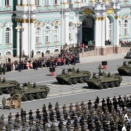 Парад Победы в Санкт-Петербурге 2019