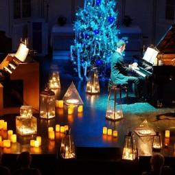 """Органный концерт """"Музыка При Свечах. Мелодии Рождества"""" 2019"""