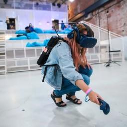 Новогодние праздники в Центре Виртуальной реальности 2021