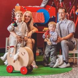 Семейный фестиваль «Папа Фест» 2018