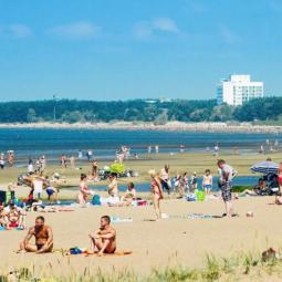 Пляжи Курортного района открыты