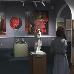 Выставка «Поиски образа»