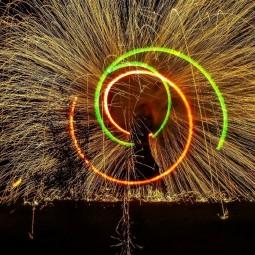 Фестиваль огня и света «Вместе Зажигаем» 2017