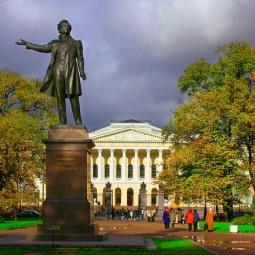«Пушкинский фестиваль» в Санкт-Петербурге 2017