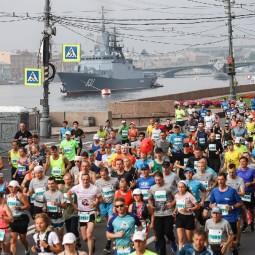 "Международный марафон ""Белые ночи"" 2019"
