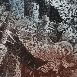 Выставка «Бумага как основа»