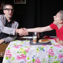 Спектакль «Секреты семейного счастья»