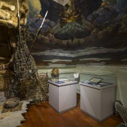Выставка «Из чудесных камней прошлого сложите ступени грядущего»