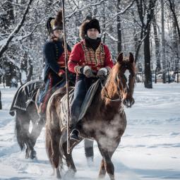Военно-исторический фестиваль в парке Екатериноф 2019