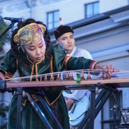 Фестиваль «Музыки мира» 2017