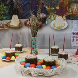 Выставка «Пасхальные традиции Петербурга»
