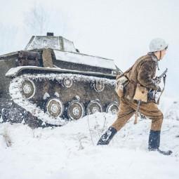 Военно-исторический фестиваль «За Ленинград» 2017