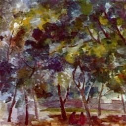 Выставка произведений Роберта Фалька
