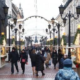 Рождественская ярмарка в Санкт-Петербурге 2020/21