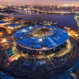 Масштабная фан-зона страны покажет выездную игру со «Спартаком»
