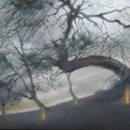 Выставка художника Андрея Алешина «Селфи»