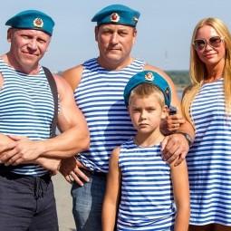 День Воздушно-десантных войск в Санкт-Петербурге 2018