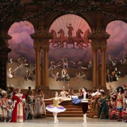 Балет «Спящая красавица» а Мариинском театре