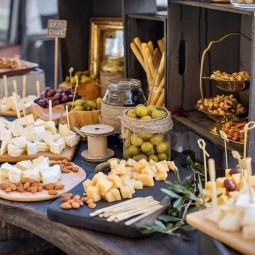Ярмарка крафтового сыра «СырДвор: Италия на сырной тарелке»