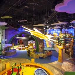 Акция в парке Angry Birds Activity «Один билет— целый день развлечений без ограничений»
