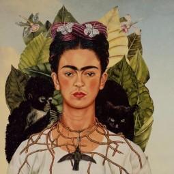 Выставка «Фрида Кало. Живопись и графика из собраний Мексики»