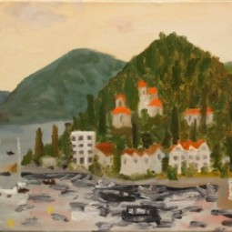 Выставка «Нарисовано в Черногории»