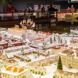 Открытие музея «Петровская акватория» лето 2020