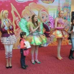 Праздник Winx в ТРК «ЛЕТО»