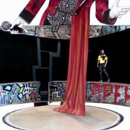 Выставка «Театральные художники Александра иАлександр Дубровины»