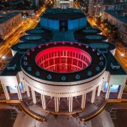 Акция «Библионочь – 2021»  в Главном здании Российской национальной библиотеки