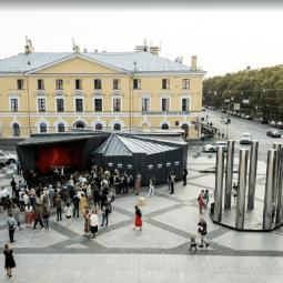 Фестиваль-инсталляция «Тридцать Три Звука: Азбука петербургского эксперимента»