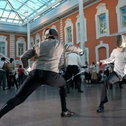Дни фехтовальной культуры в Санкт-Петербурге 2017